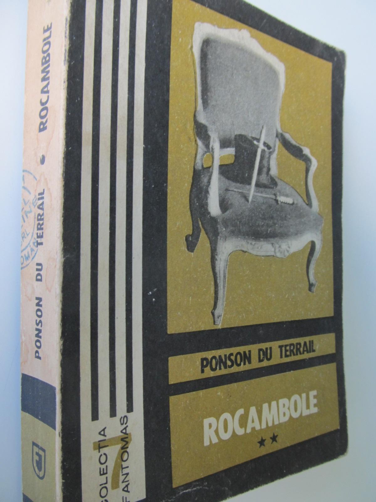 Rocambole (7) - Ponson du Terrail | Detalii carte
