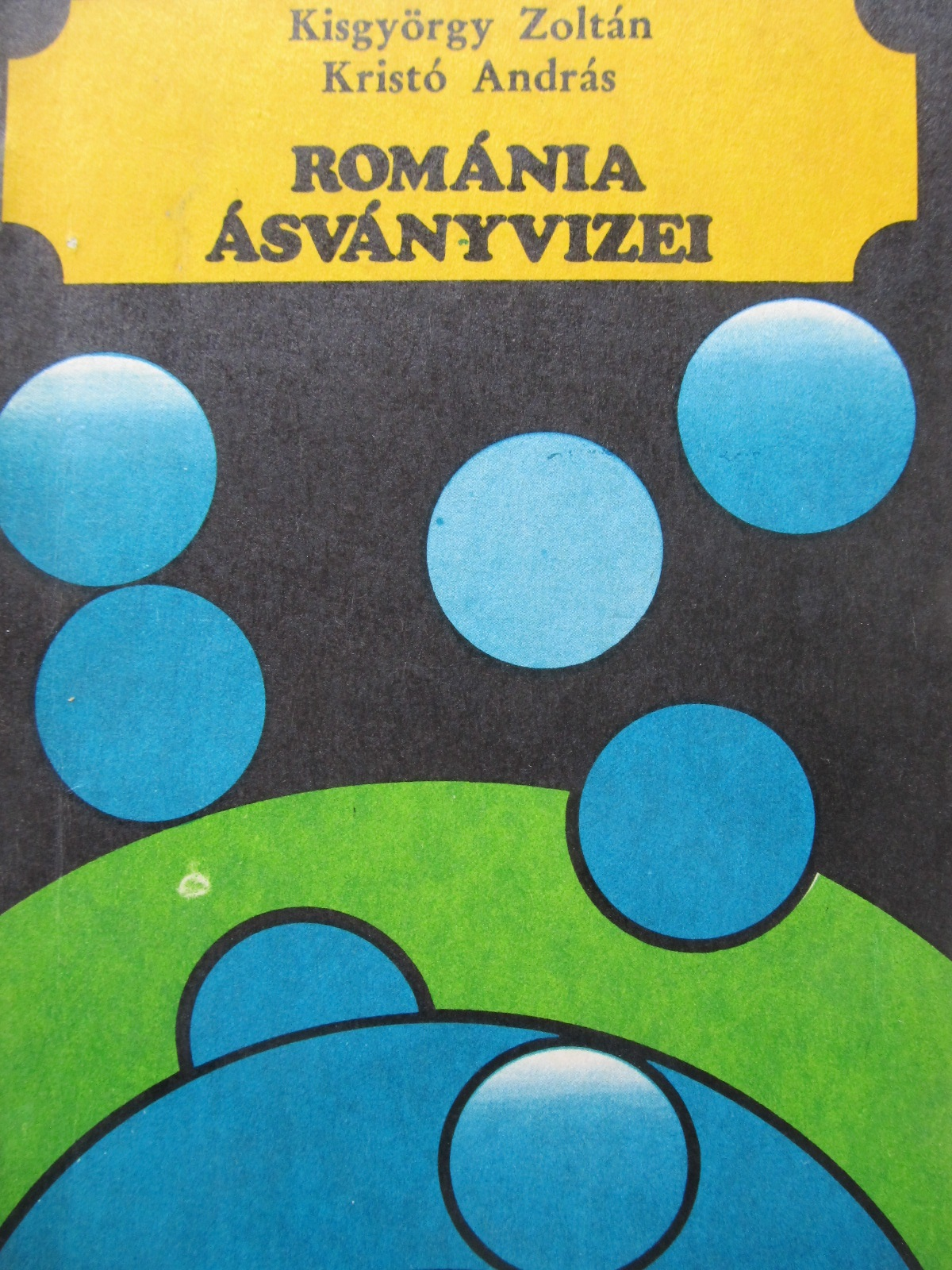 Romania asvanyvizei (cu harta) - Kisgyorgy Zoltan , Kristo Andras | Detalii carte