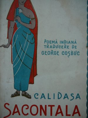 Sacontala - Poema indiana [1] - Calidasa | Detalii carte