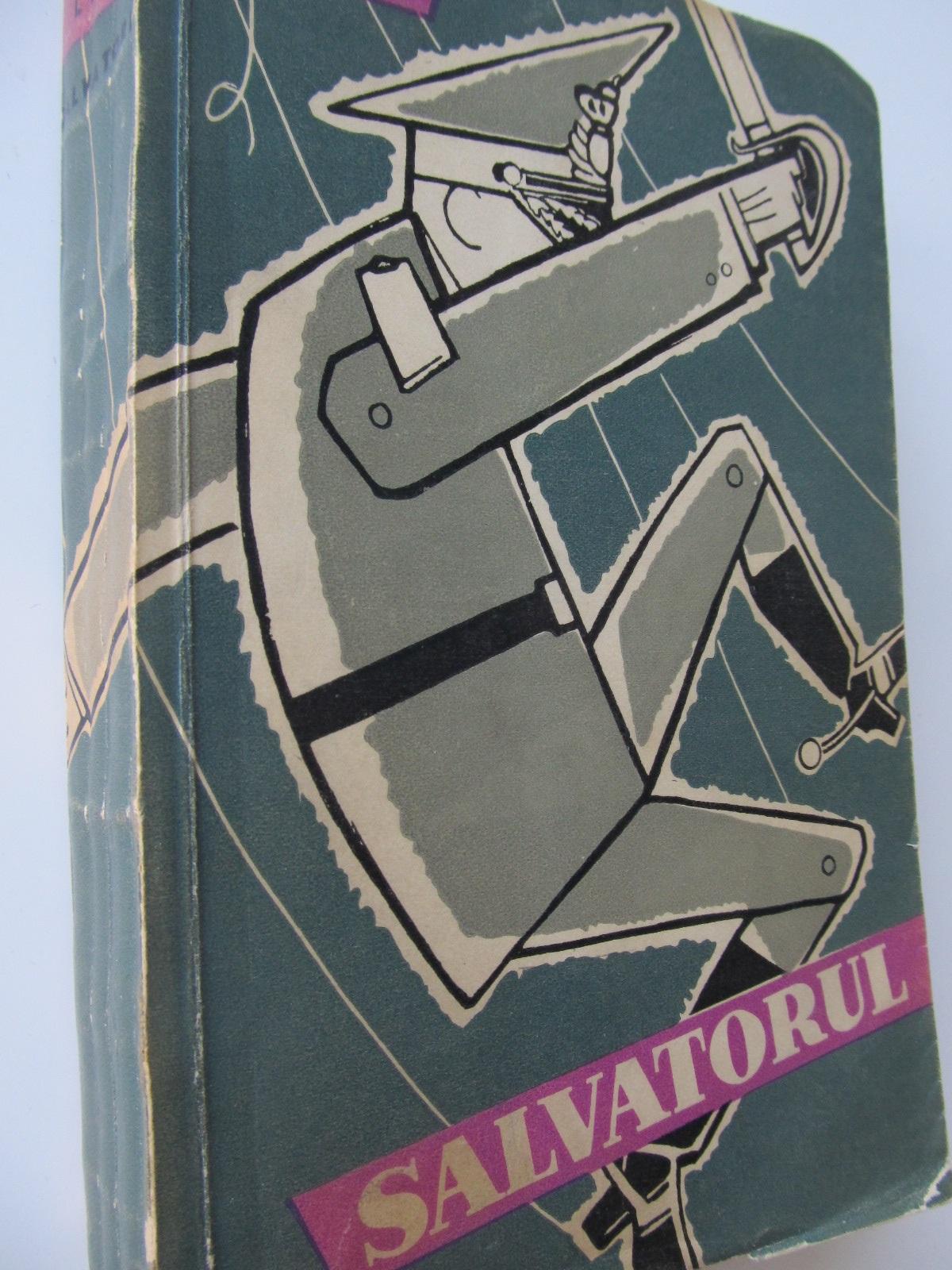 Salvatorul - I. Ludo | Detalii carte