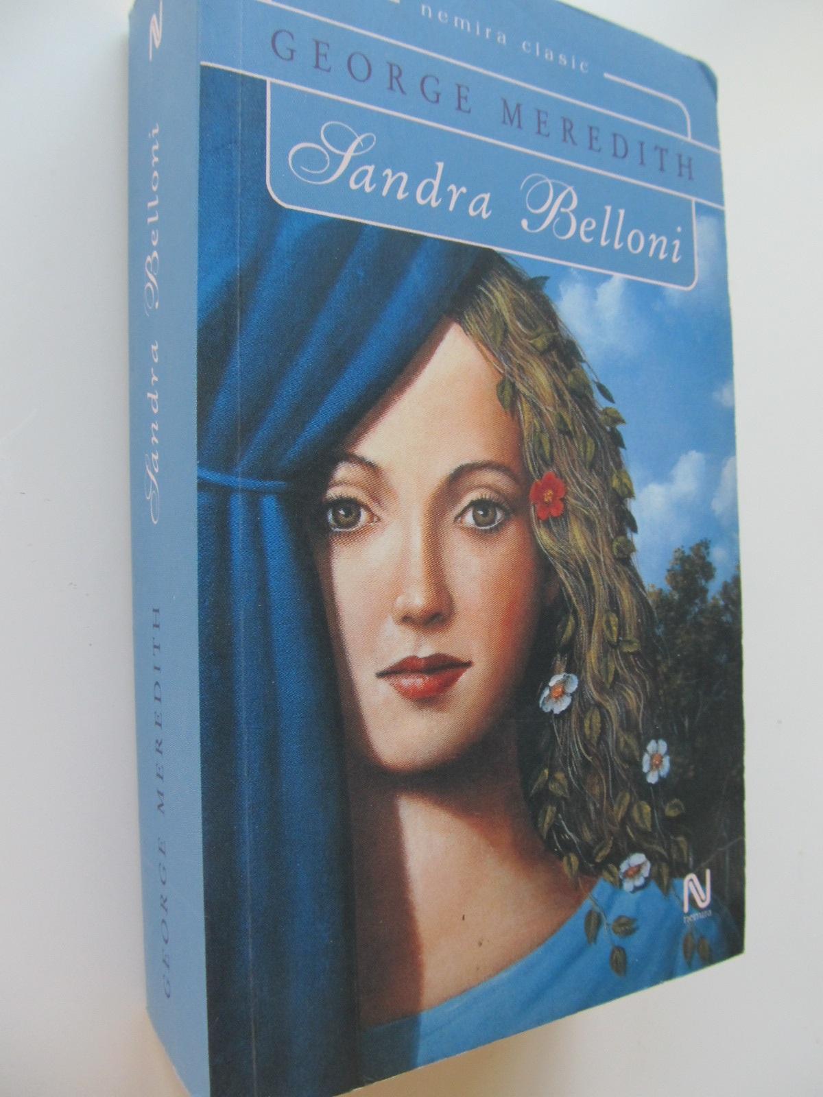Sandra Belloni - George Meredith | Detalii carte