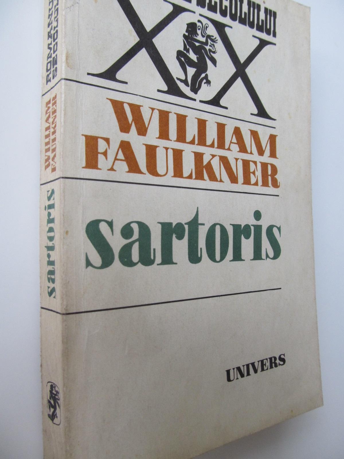 Sartoris - William Faulkner | Detalii carte