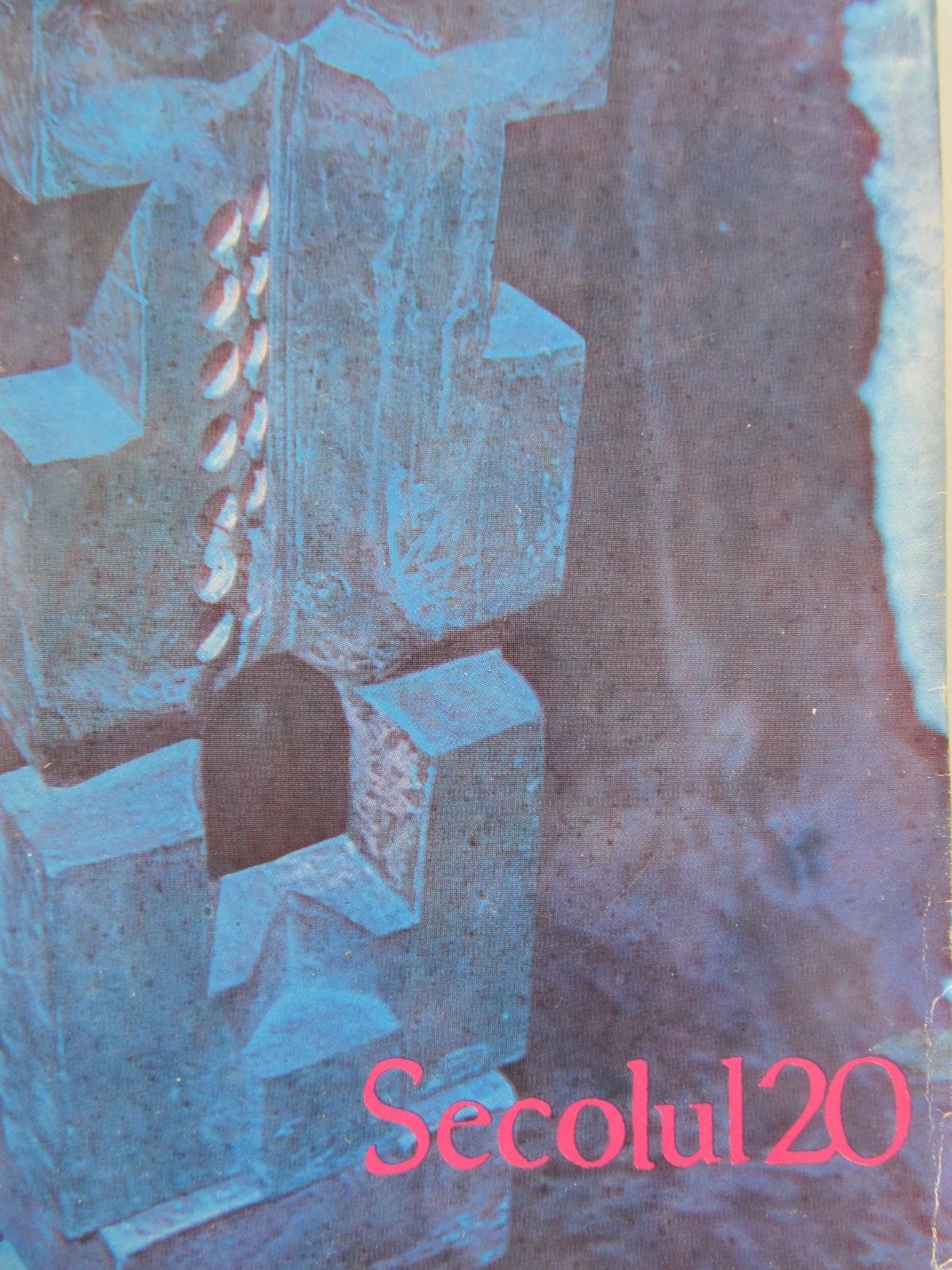 Secolul 20 Nr 11-12/1984 - *** | Detalii carte