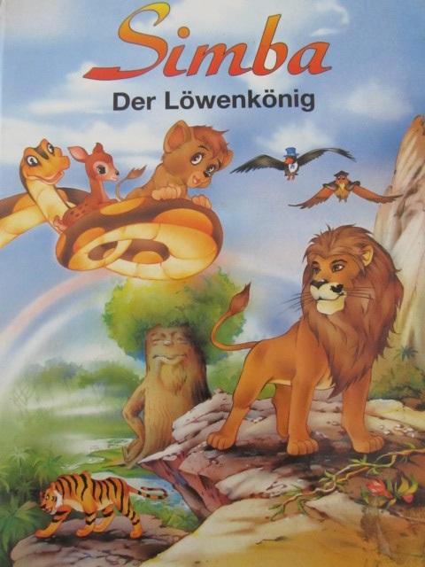Simba Der Lowenkonig - *** | Detalii carte