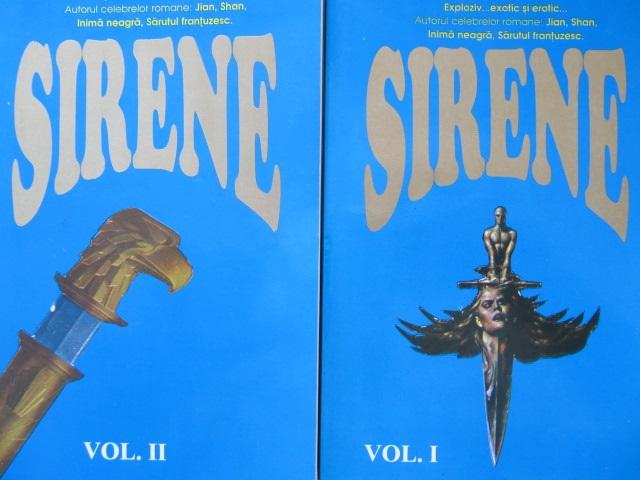 Sirene (2 vol.) - Eric Van Lustbader | Detalii carte