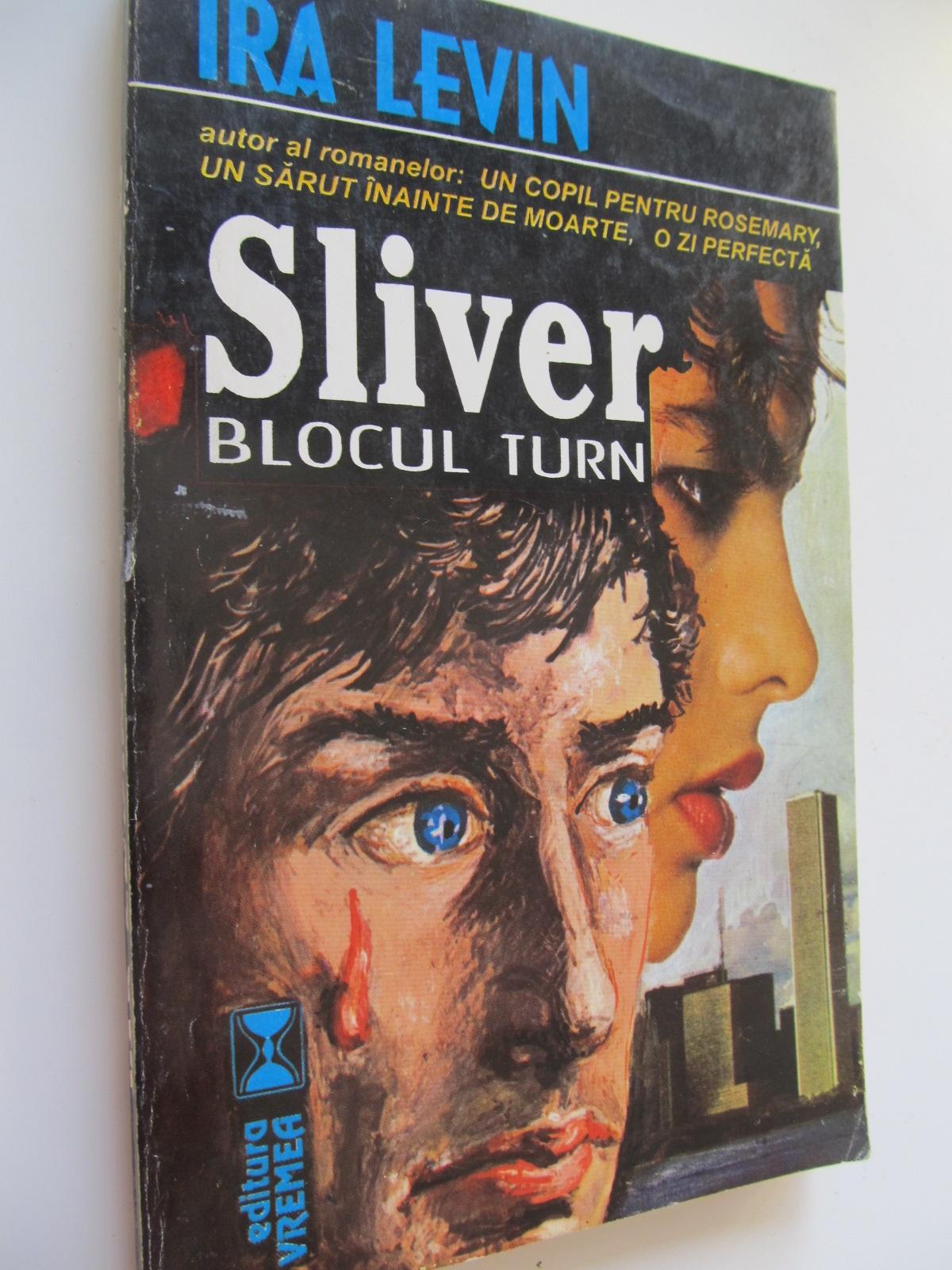 Sliver - Ira Levin | Detalii carte