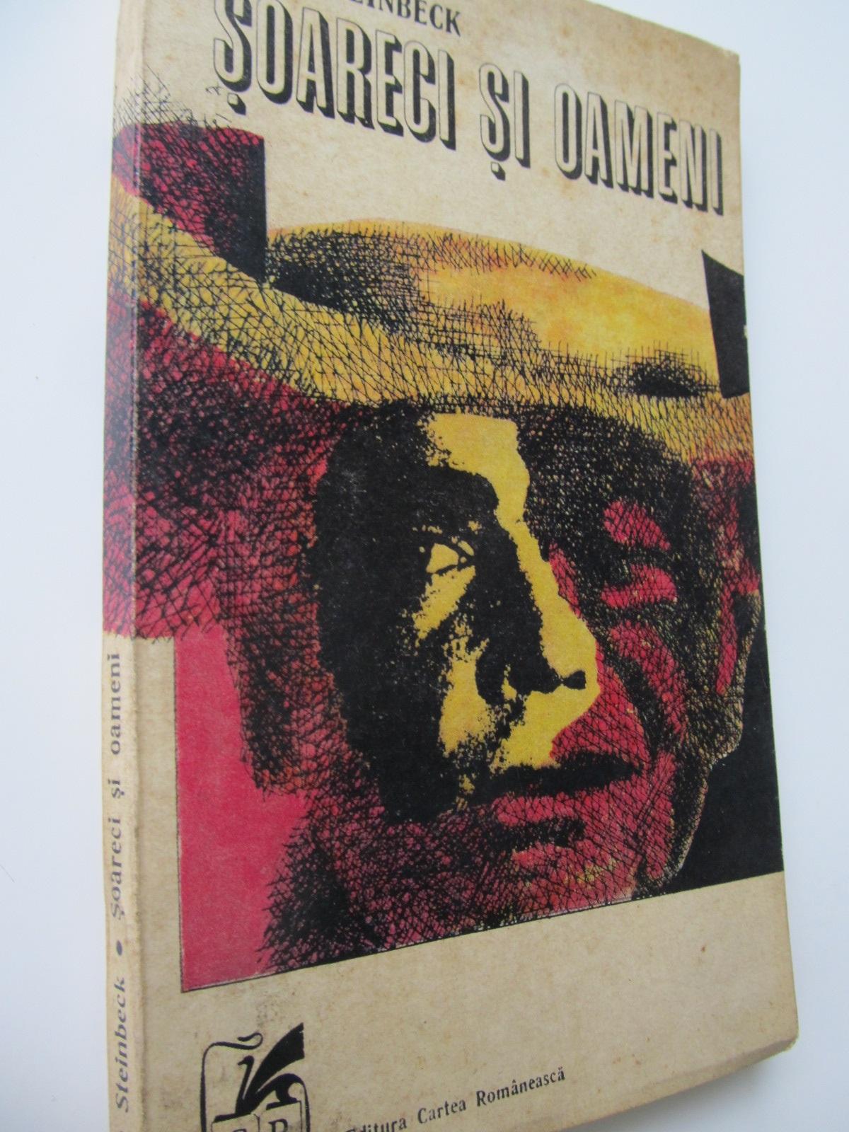 Soareci si oameni - John Steinbeck | Detalii carte