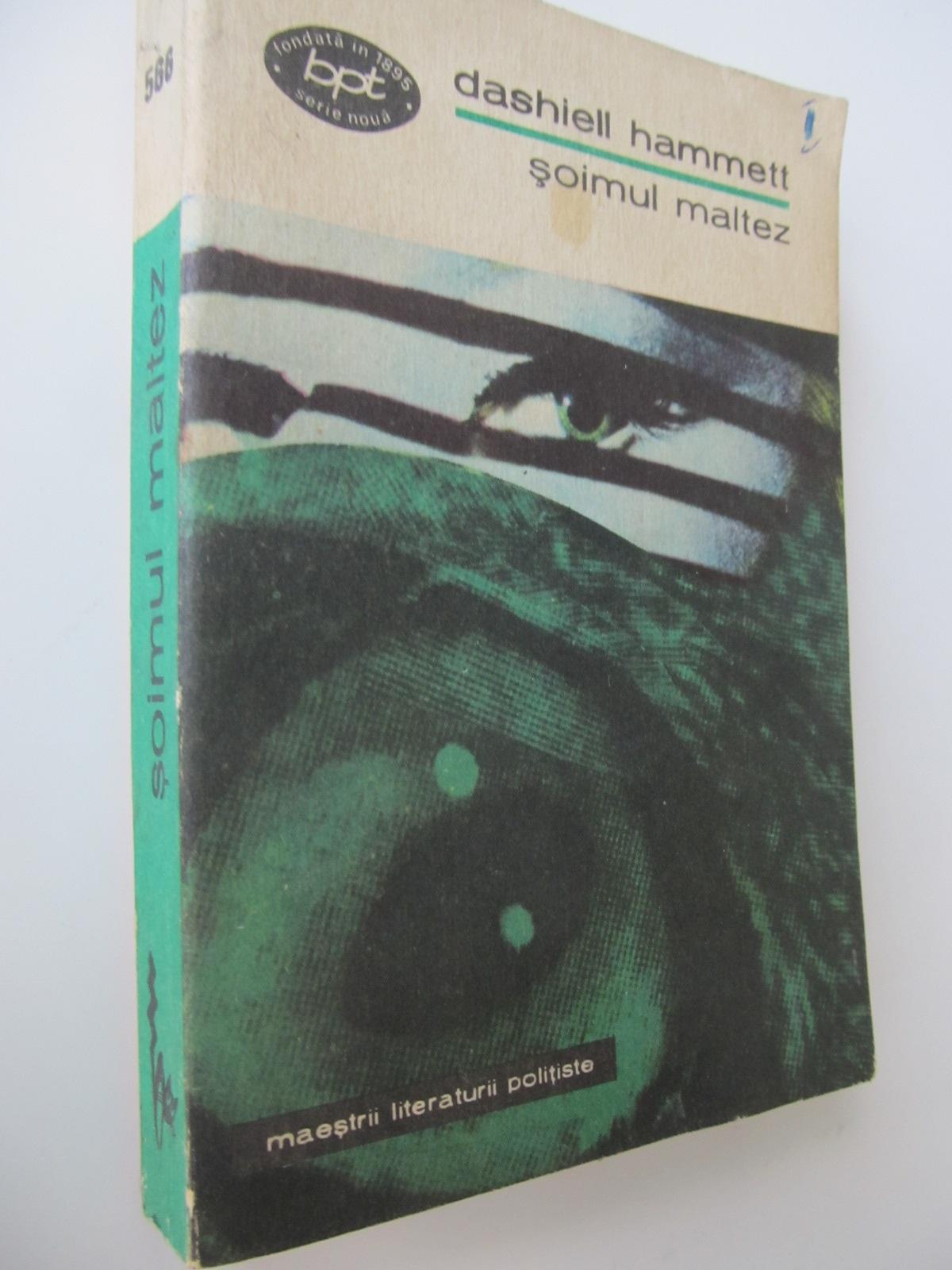 Soimul maltez - Dashiell Hammett | Detalii carte