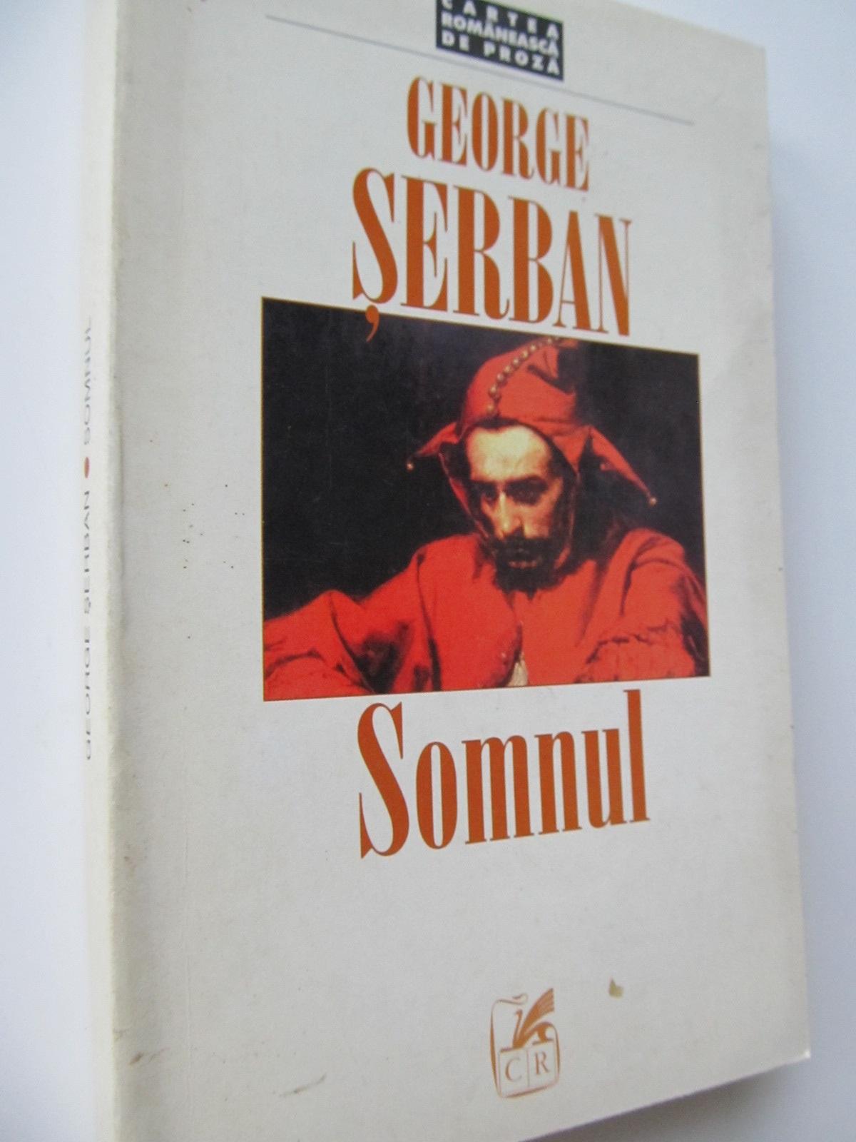 Somnul - George Serban | Detalii carte
