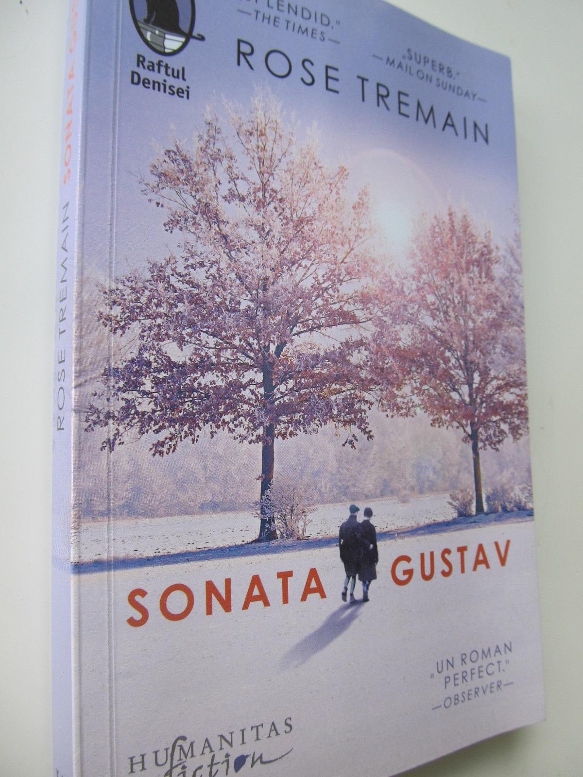 Sonata Gustav - Rose Tremain | Detalii carte