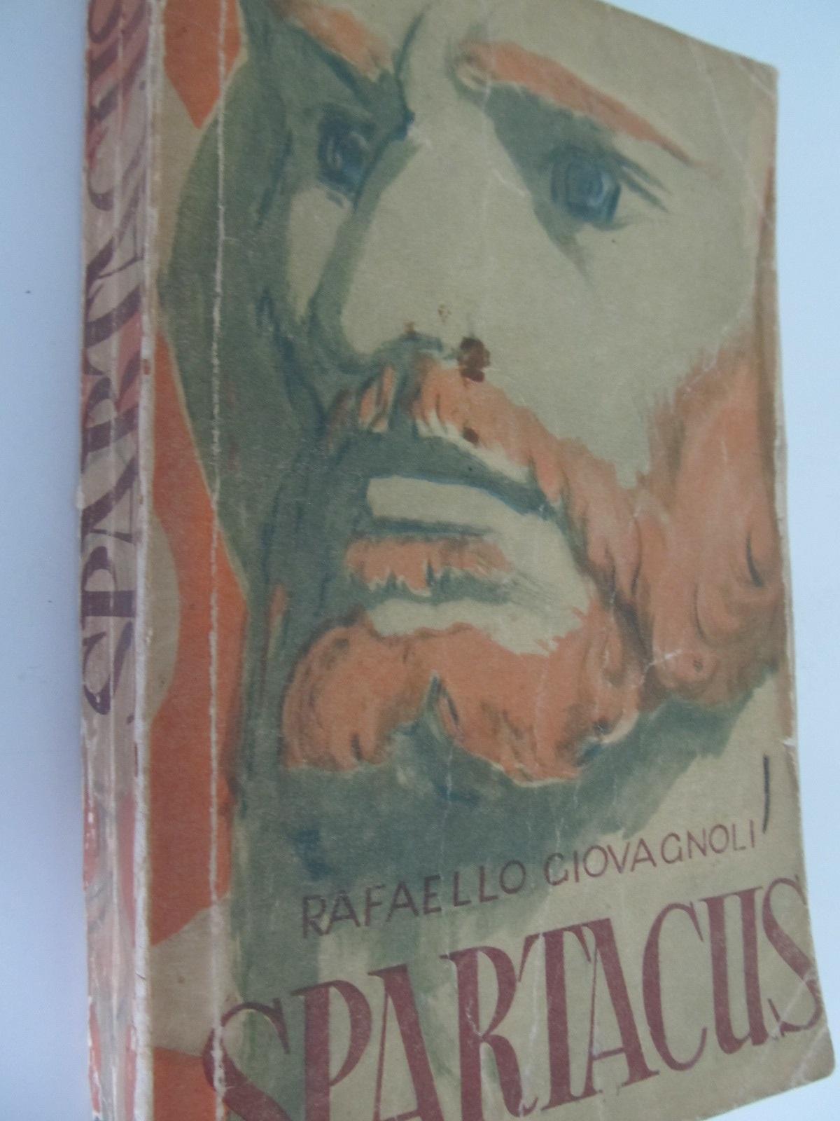Spartacus - Raffaello Giovagnoli | Detalii carte