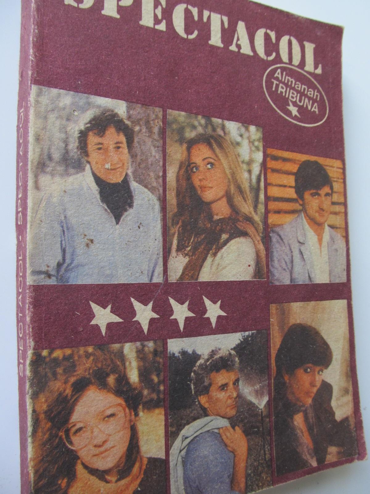 Spectacol - Almanah Tribuna 1988 - *** | Detalii carte