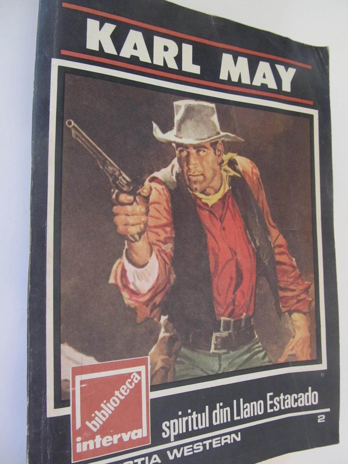 Spiritul lui Llano Estacado - Karl May | Detalii carte