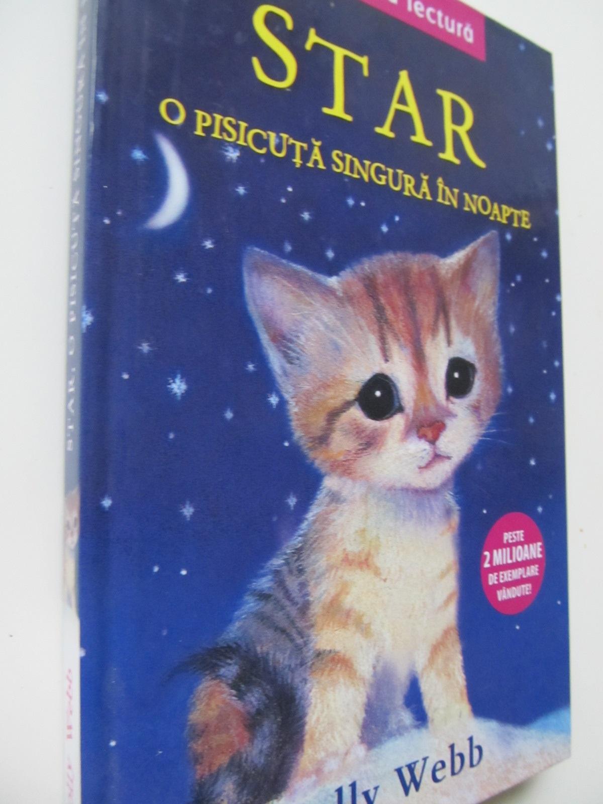 Star O pisicuta singura in noapte - Holly Webb | Detalii carte