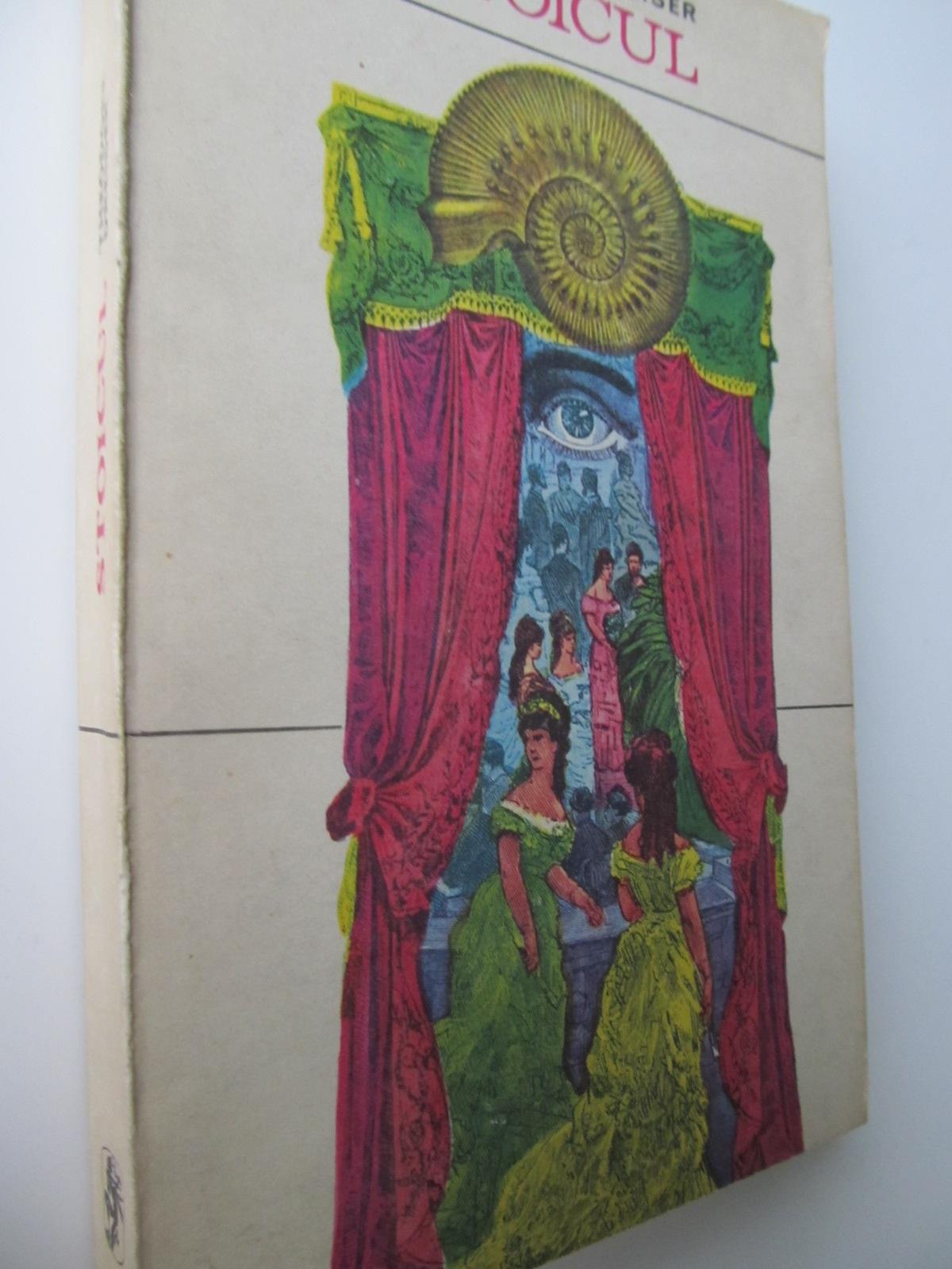 Stoicul - Theodore Dreiser | Detalii carte