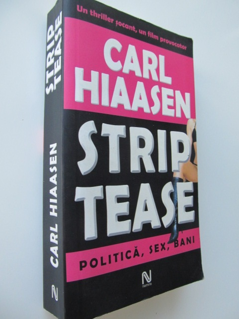 Striptease - Carl Hiaasen | Detalii carte