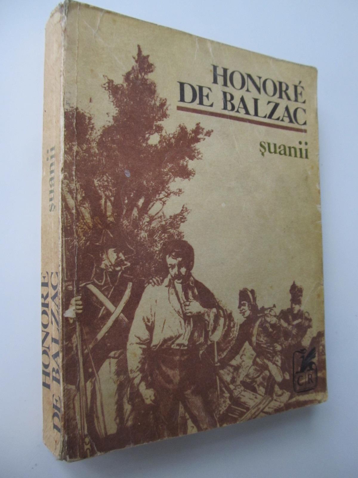 Suanii - Honore de Balzac | Detalii carte