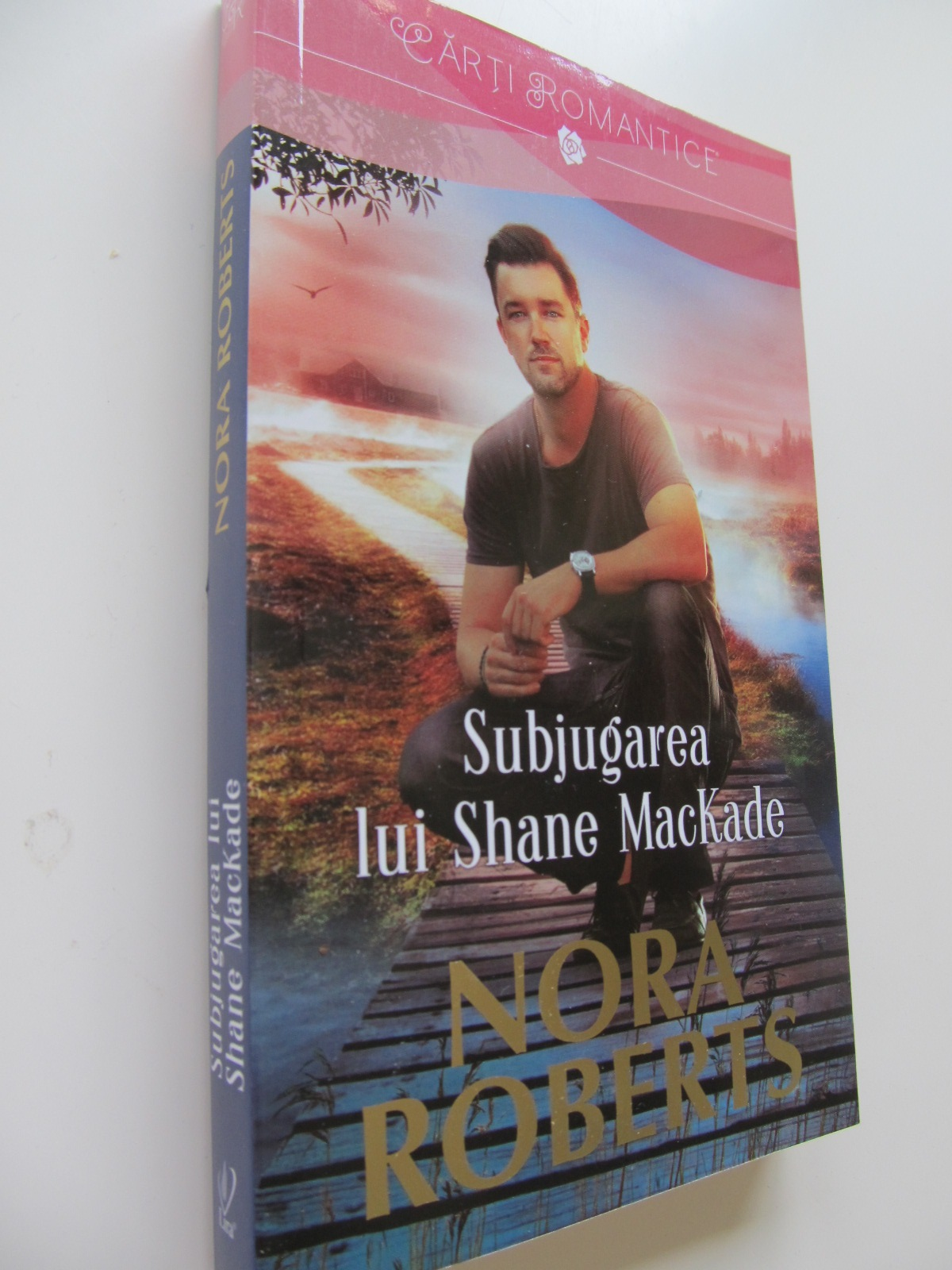 Subjugarea lui Shane MacKade - Nora Roberts | Detalii carte