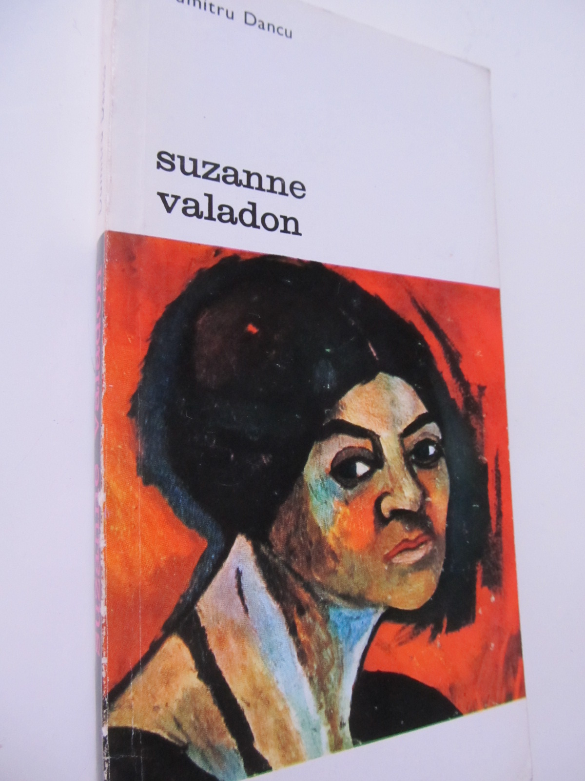 Suzanne Valadon - Dumitru Dancu | Detalii carte