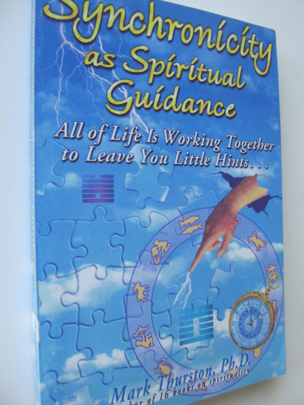 Carte Synchronicity as Spiritual Guidance - Mark Thurston