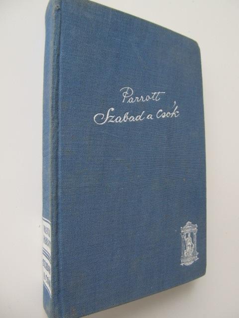 Szabad a csok - Ursula Parrot | Detalii carte