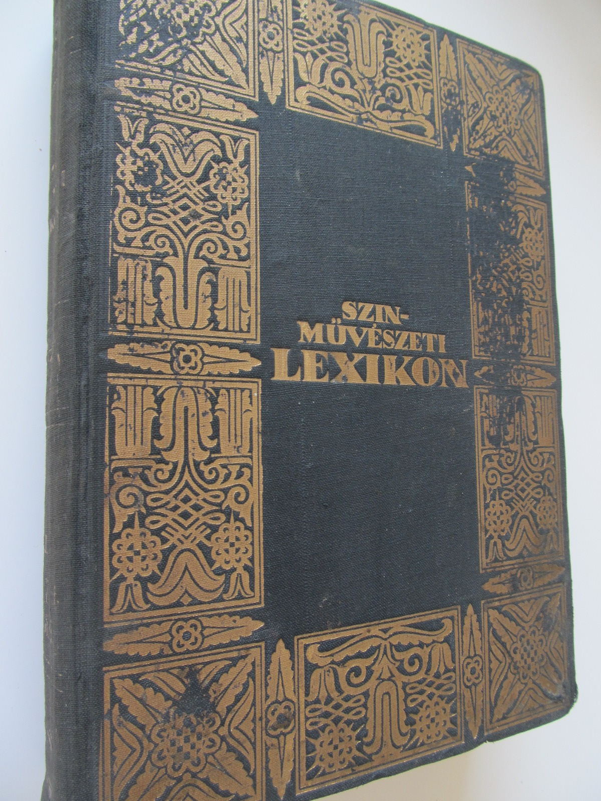 Szinmuveszeti Lexikon (vol. III) K - P - Schopflin Aladar | Detalii carte