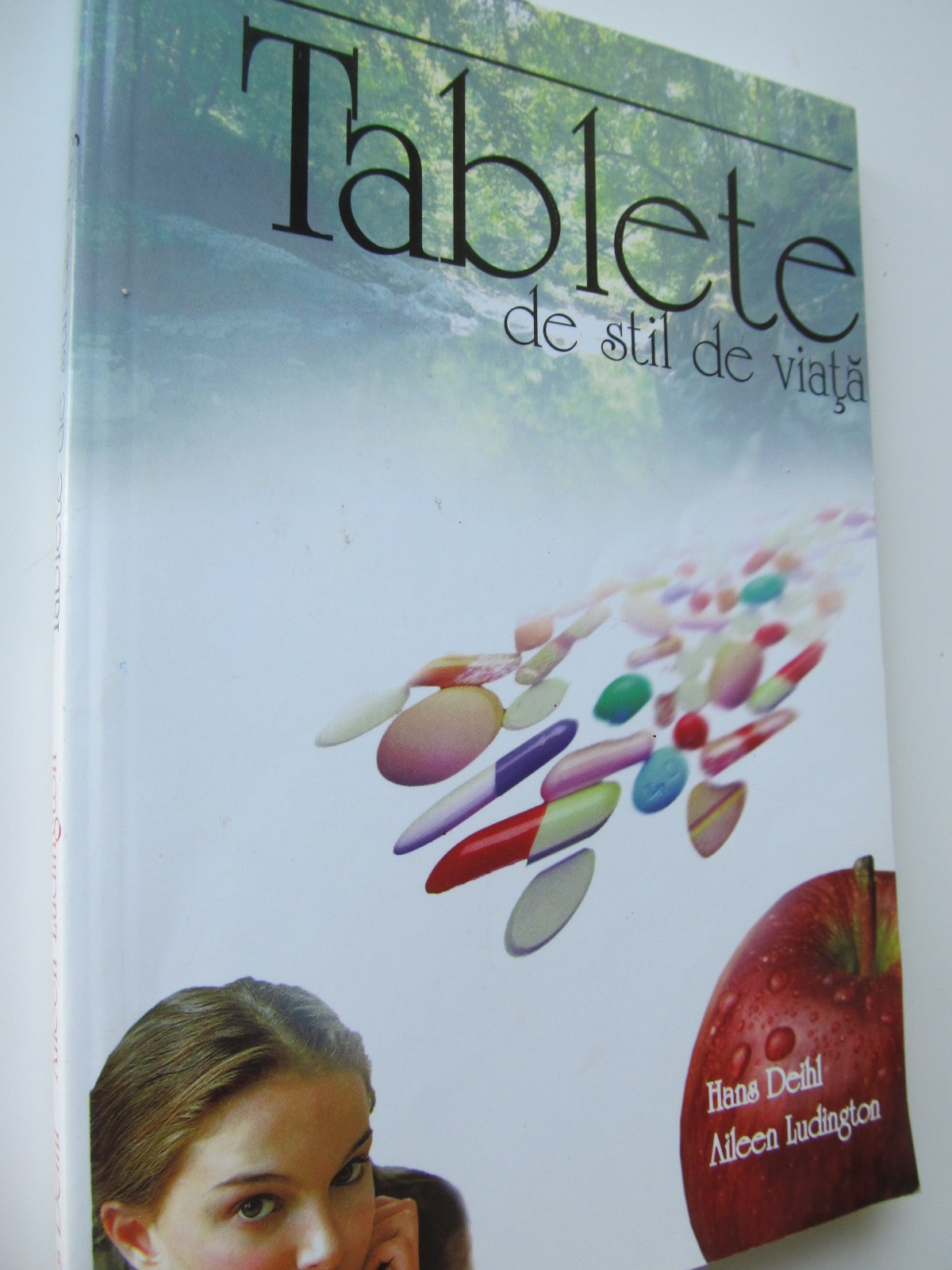Tablete de stil de viata - Hans Deihl , Aileen Ludington | Detalii carte