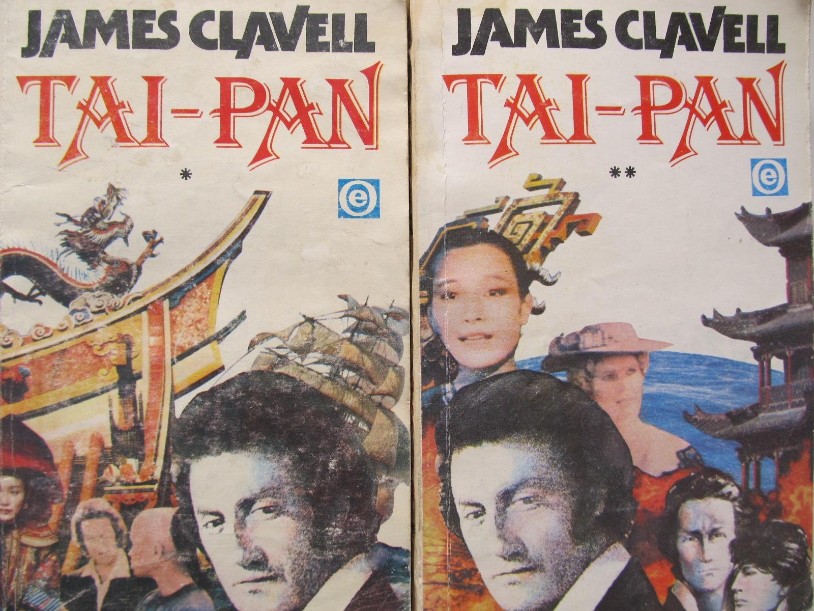 Carte Tai Pan (2 vol.) - James Clavell