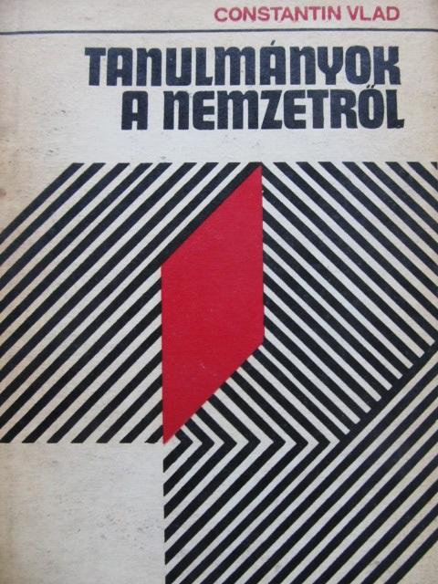 Tanulmanyok a nemzetrol - Constantin Vlad | Detalii carte