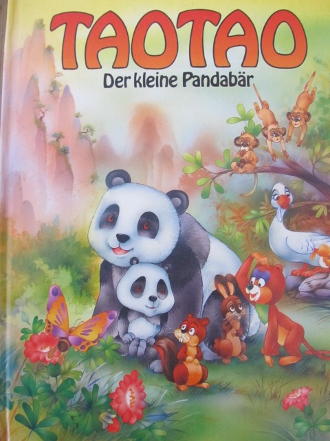 Taotao - der kleine Pandabar - ***   Detalii carte