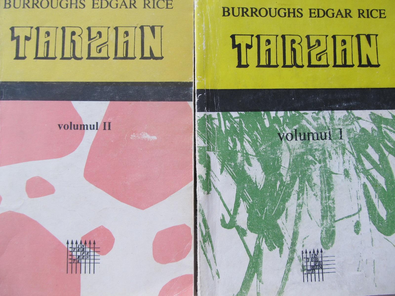 Tarzan (2vol.) - Burroughs Edgar Rice | Detalii carte