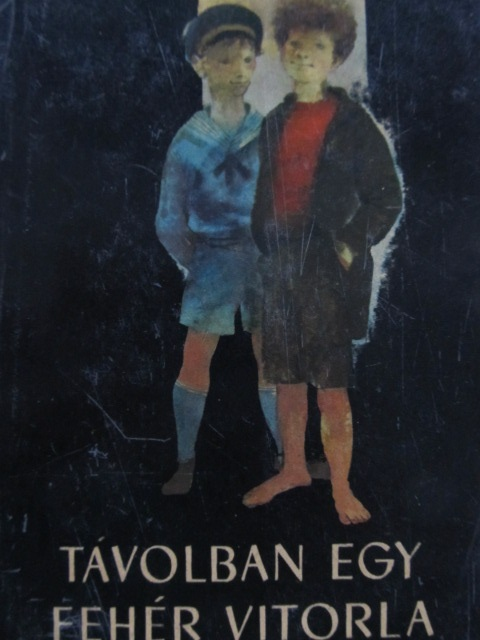 Tavolban egy feher vitorla - Katajev | Detalii carte