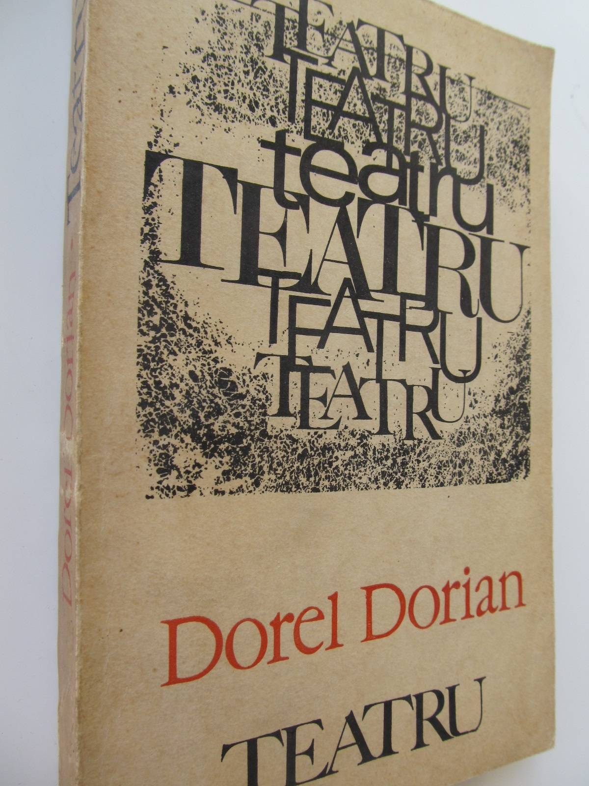 Teatru - Dorel Dorian | Detalii carte