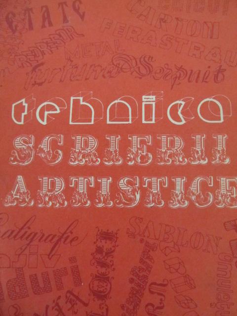 Tehnica scrierii artistice [1] - V. R. Iacobescu , V. V. Iacobescu | Detalii carte