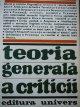 Teoria generala a criticii - Cesare Brandi | Detalii carte