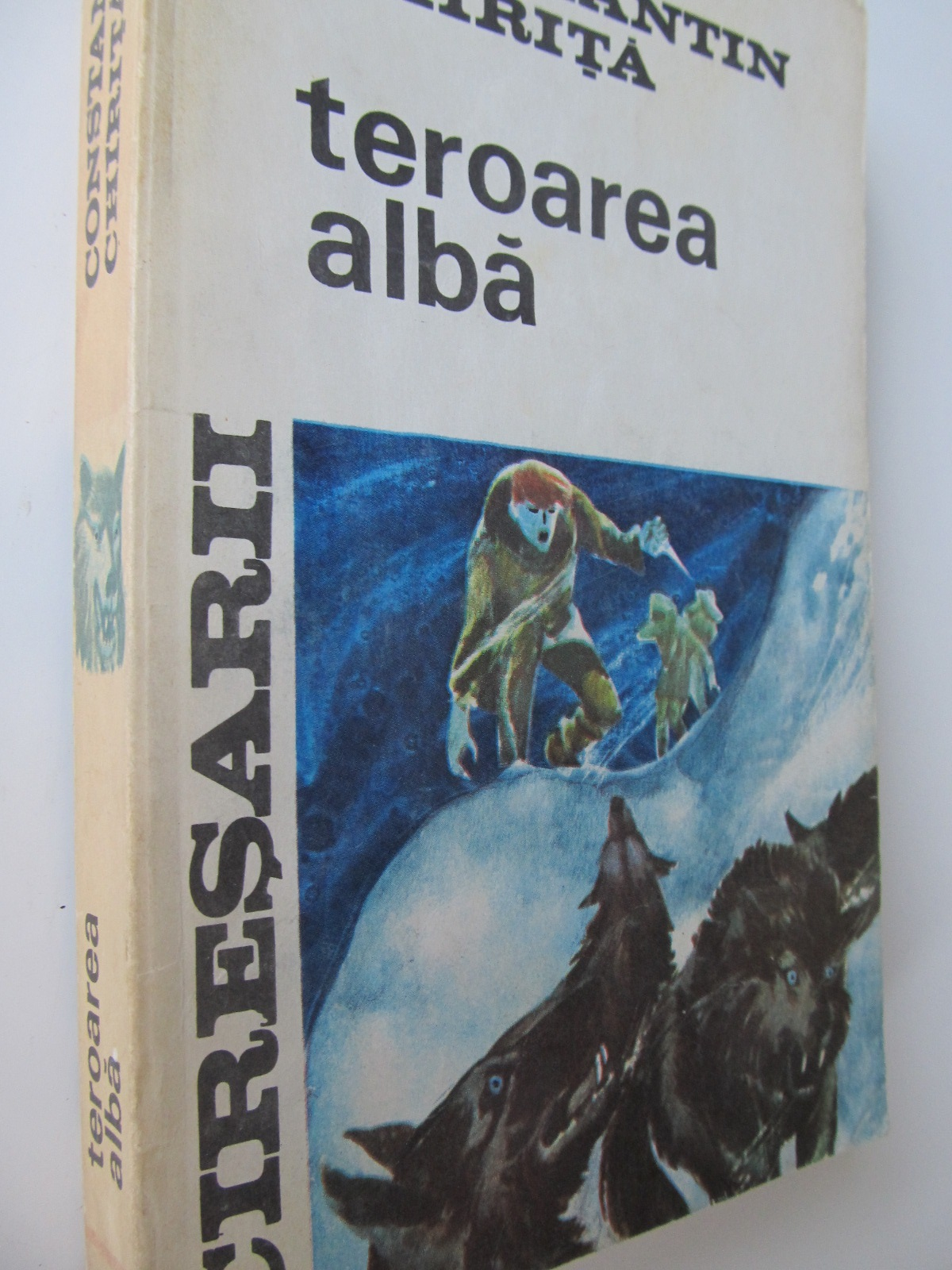 Teroarea alba (Ciresarii 4) - Constantin Chirita   Detalii carte