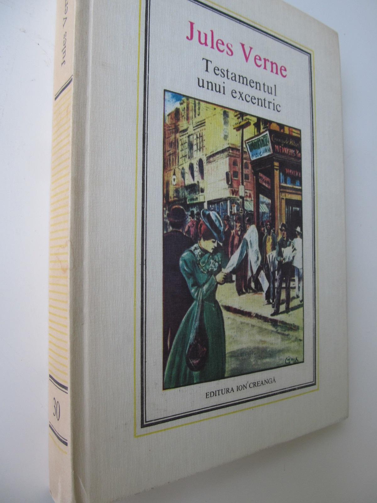 Testamentul unui excentric (30) - Jules Verne | Detalii carte