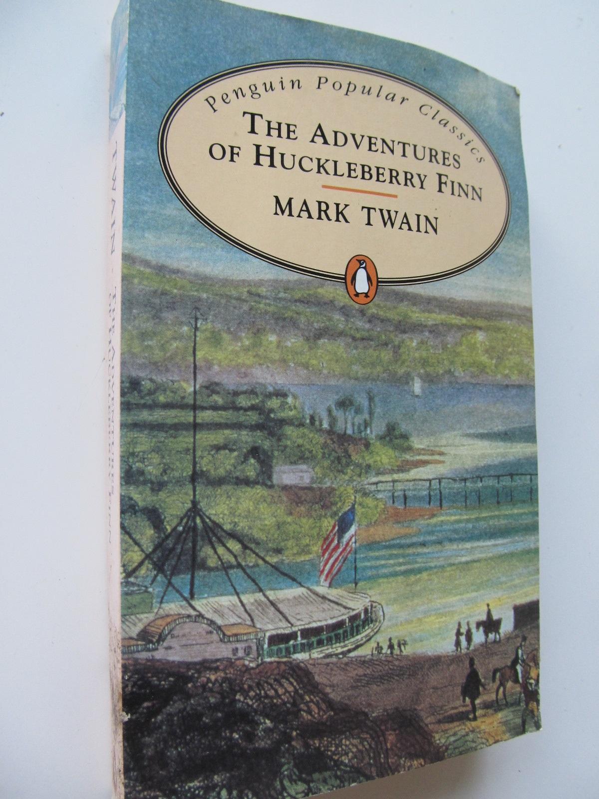 The adventures of Huckleberry Finn - Mark Twain | Detalii carte