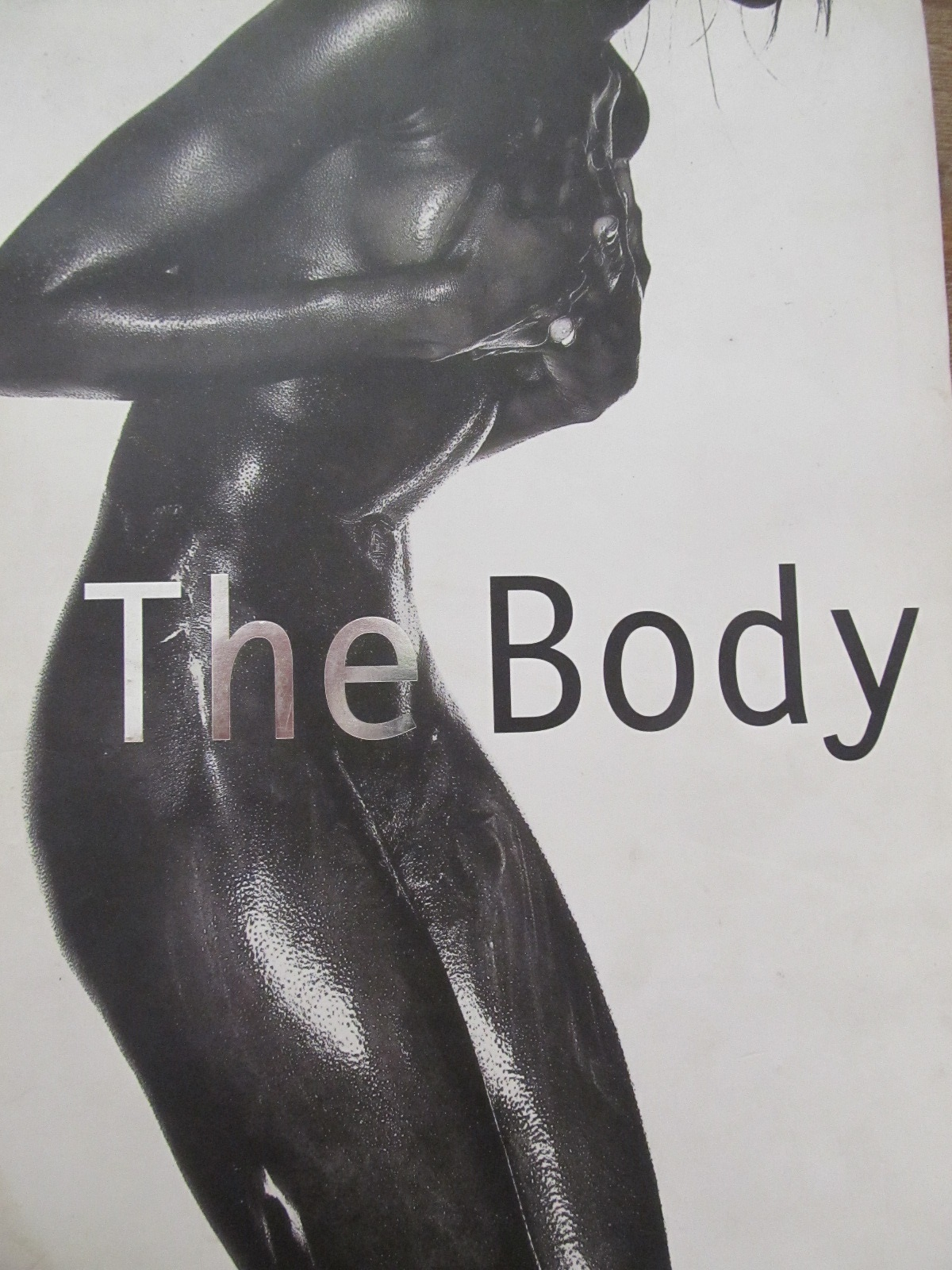 The Body (Album de arta fotografica nud) - format foarte mare - Sandra & Jos Van Gils | Detalii carte