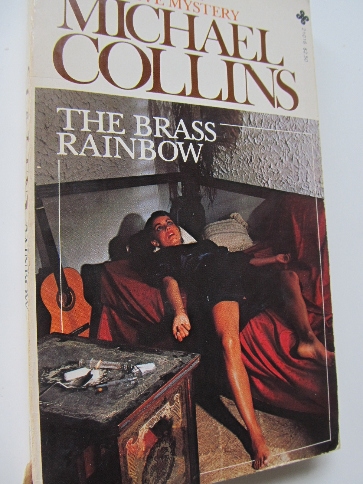 The brass rainbow - Michael Collins | Detalii carte