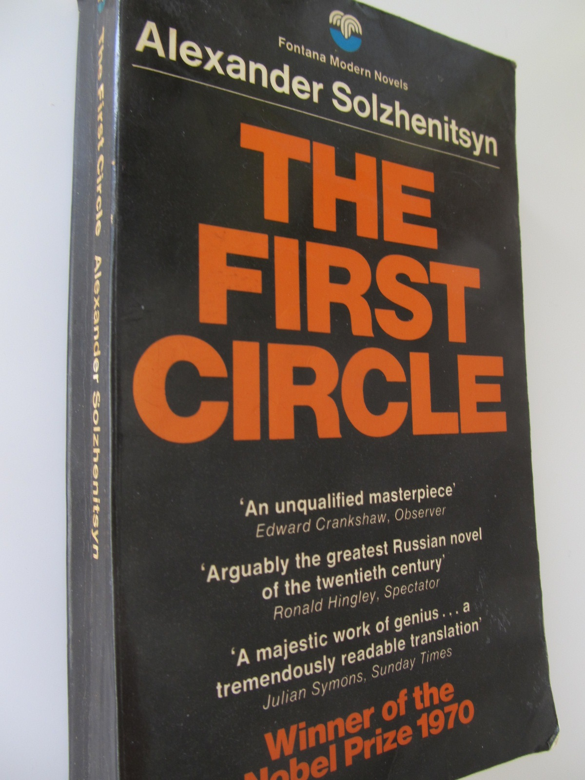 The first circle - Alexander Solzhenitsyn | Detalii carte