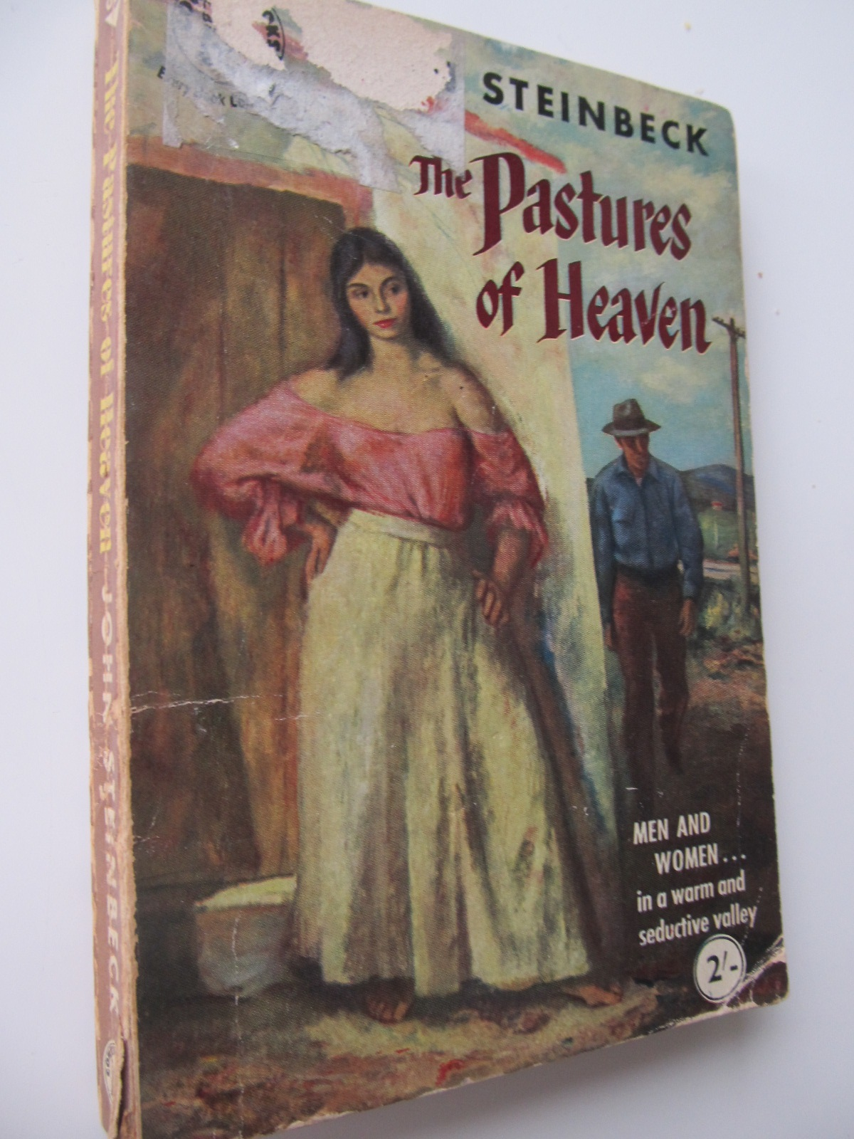 The Pastures of Heaven - John Steinbeck | Detalii carte