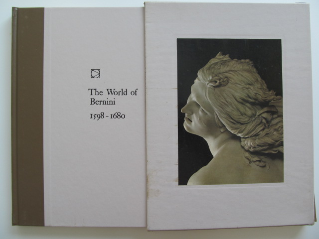 The World of Bernini (album) - Robert Wallace | Detalii carte
