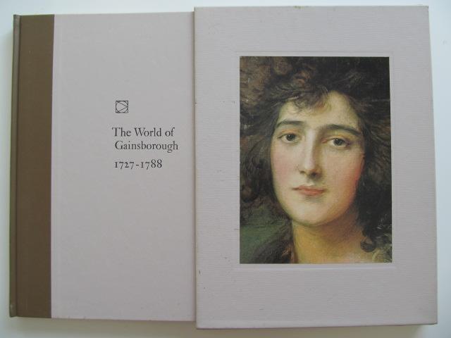 The World of Gainsborough (album) - Jonathan Norton Leonard | Detalii carte
