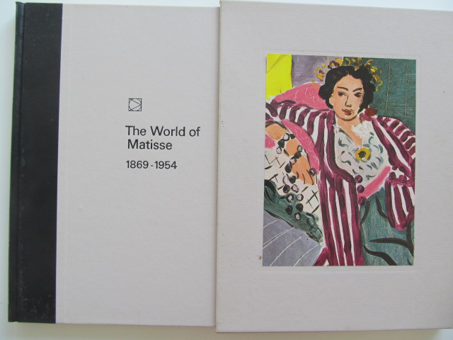 The World of Matisse (album) - John Russell | Detalii carte