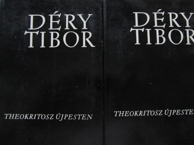 Theokriptos Ujpesten (2 vol.) - Dery Tibor | Detalii carte