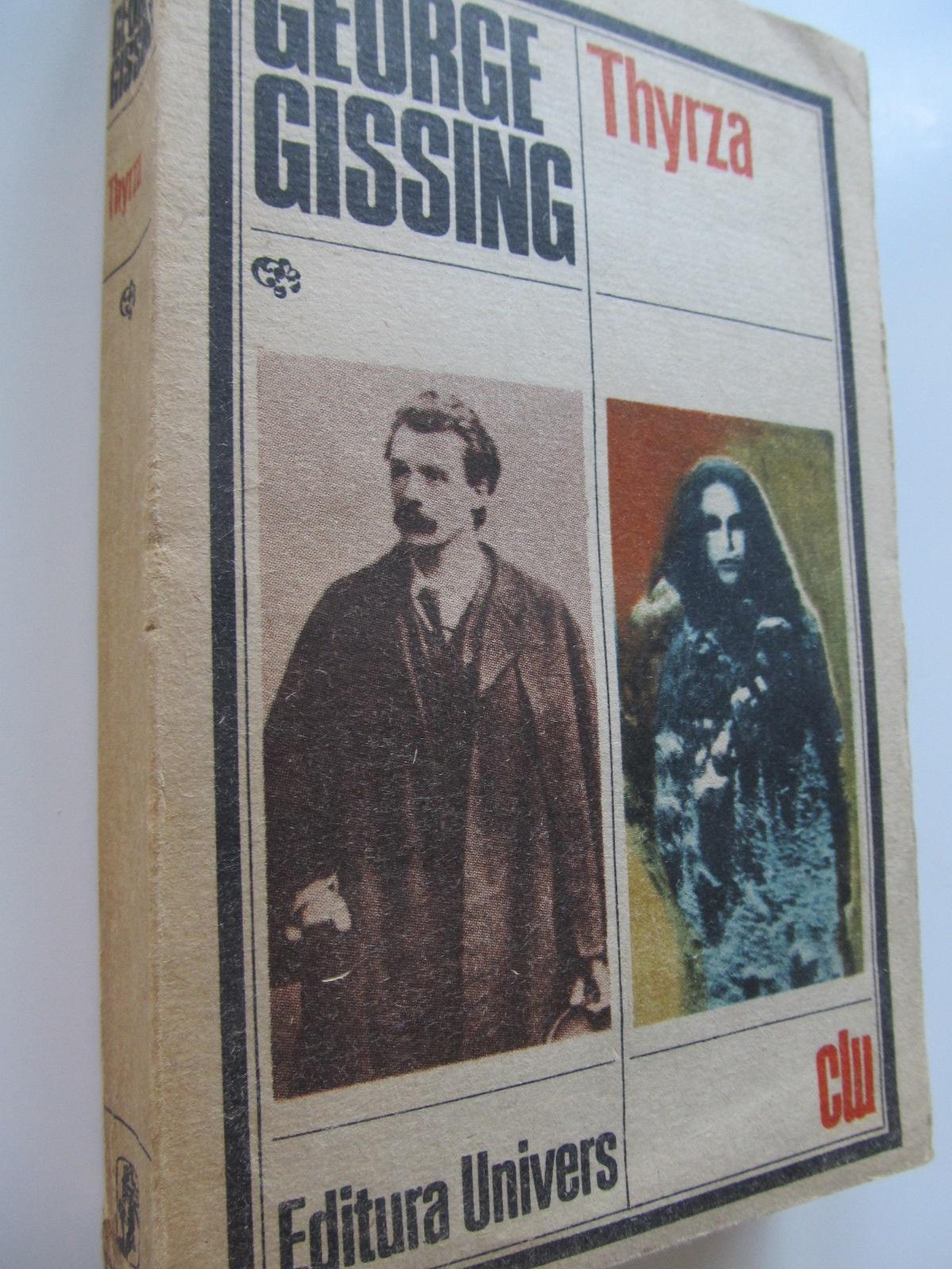 Thyrza - George Glissing | Detalii carte