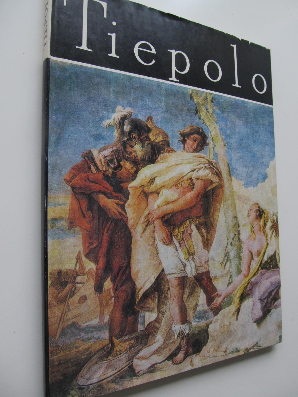 Tiepolo (Album) - format foarte mare - Alexandru Balaci | Detalii carte