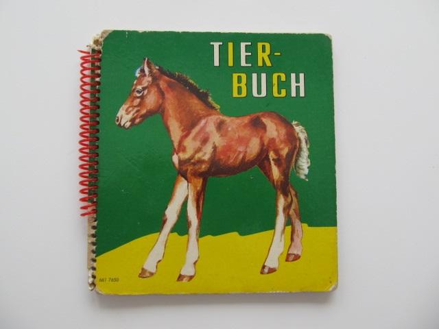 Tierbuch - pagini carton gros - *** | Detalii carte