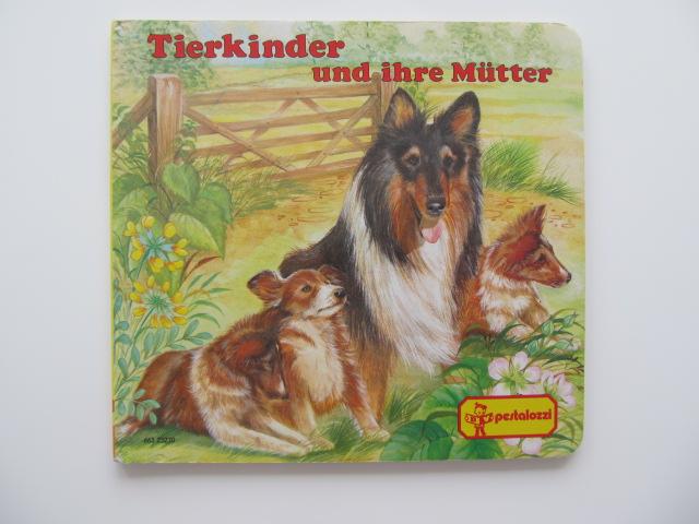 Tierkinder und ihre Mutter - pagini carton gros - *** | Detalii carte